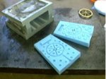 RTV Split Mold Step 23