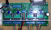Stepper Controller Board
