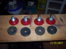 KRMx01 Adjustable Feet.