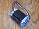 425 OZ-IN NEMA 23 Stepper Motor.